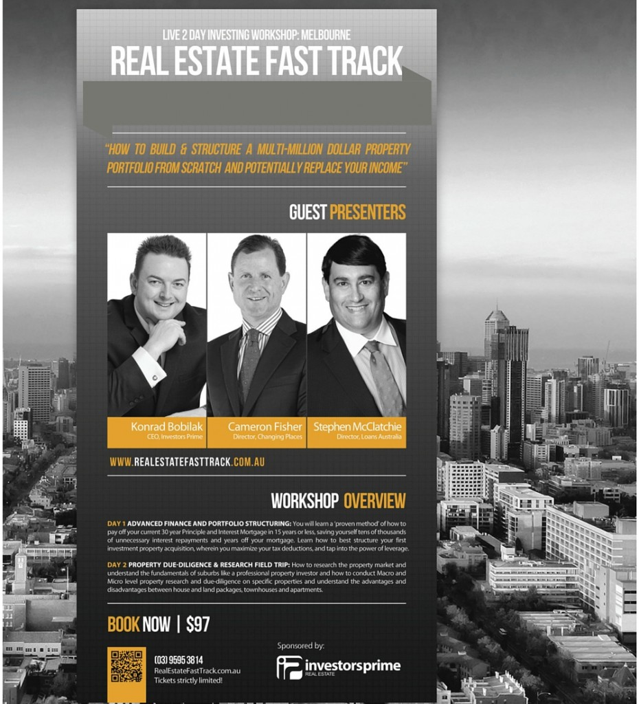 Real Estate Fast Track. generic